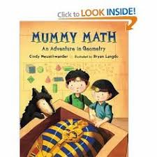 geometry mummy math an adventure in geometry cindy neuschwander bryan langdo