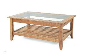round wood coffee tables table with glass top best of elegant reclaimed wooden for