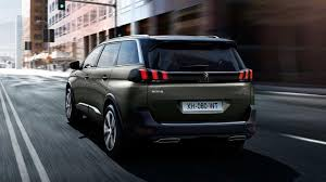 2018 peugeot 5008 suv. contemporary 5008 the sixth and seventh seats of the peugeot 5008 can be stowed away in  boot intended 2018 peugeot suv