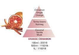 Lampe Berger Fragrance Orange Cinnamon Sweet Dreams
