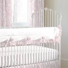 Carousel Designs Crib Rail Cover Amazon Com Carousel Designs Pink Filigree Crib Rail Cover Baby
