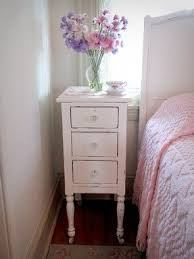 shabby chic nightstand. Shabby Chic Nightstands Throughout Nightstand