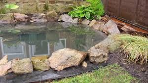 garden pond supplies. How To Build A Garden Pond Diy Project Youtube. Pinterest Home Decor. Cheap Supplies