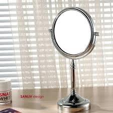 magnifying vanity mirror china tabletop magnifying vanity mirror chrome conair chrome magnifying countertop vanity mirror with