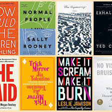 Pop Chart 100 Essential Novels Best Books Of 2019 So Far Top New Book Releases To Read In