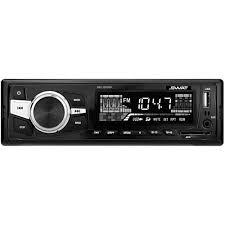 Head unit <b>SWAT mex 1027ubw</b> (stereo; 4x50 W; MP3; FM; 18 ...