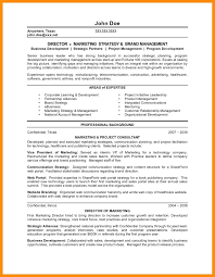 Examples Of Branding Statements For A Resume Resume Resume Statements Examples