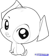 Small Picture How to Draw a Chibi Puppy Step by Step Chibis Draw Chibi Anime