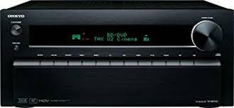 onkyo receiver 5 1. onkyo tx-nr1010 7.2-channel thx certified network a/v receiver, 5 receiver 1 l