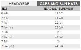 59 Correct Boonie Hat Size Chart