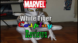 white tiger marvel cosplay. Brilliant Tiger Marvel White Tiger Cosplay Review On G
