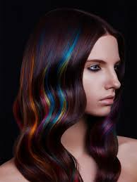 Colorful Hairstyles 74 Stunning 24 Best Hair Art Images On Pinterest Hairdos Hair Dos And