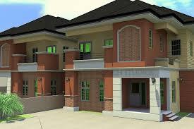 4 Bedroom Semi Detached House (Duplex) With 2 Bedroom BQ Along Imoke  Street, GRA