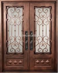Iron Man Door Design Gyd 15d0335 Customize Wrought Iron Double Entry Door Front Door Design Buy Front Double Door Designs Double Front Entry Doors Design Main Door