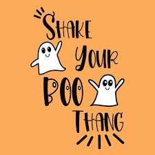 The happy halloween svg file is perfect for a number of things including signs, mugs and tote bags. Free Halloween Svg Files Including Shake Your Boo Thang