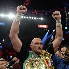 Tyson Fury, Anthony Joshua sign two ...