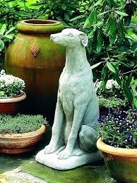 garden ornaments garden ornaments concrete statues for garden greyhound garden statue concrete garden statues garden ornaments for in