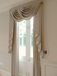 Elegante Fenster Schabracken Home Vorhang Ideen Eleganten Braun