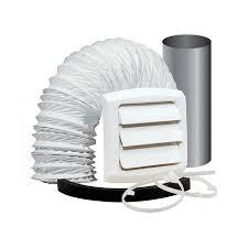 bathroom fan ducting. Kits. Home · Products Kits; ProVent™ Wall Style Bathroom Fan Vent Kit Ducting