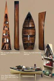 Boat Decor Accessories Cool Nautical Decor Boat Bookcases And Coffee Table Nautical Furniture