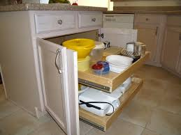 Kitchen Cabinet Sliding Shelf Kitchen Shelving How To Build Pull Out Shelves For Kitchen