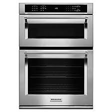 see all built in ovens kitchenaid 30 quot combination wall oven even heat 8482 true convection lower