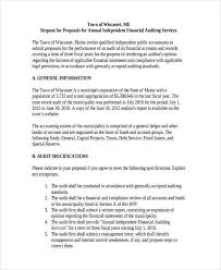 Audit Proposal Template - Kleo.beachfix.co