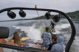 passenger placement can play an important part in your boat s wave
