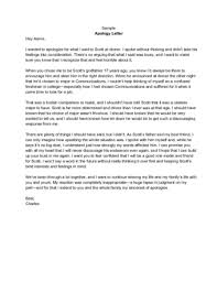 Apologize Sample Letters How To Write An Apology Letter 15 Steps With Pictures