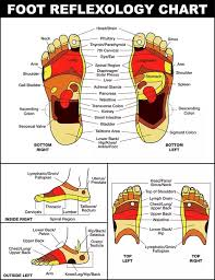 Top Of Foot Reflex Chart Are Accupressure Foot Reflexology Mats Helpful Quora