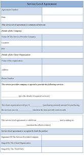 help desk service level agreement template service level agreement template tristarhomecareinc