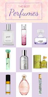 Best Designer Perfumes For Women 12 Affordable Perfumes To Try This Spring According To