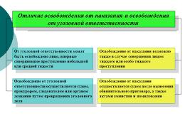 Наказание и уголовная ответственность Реферат Уголовная ответственность и виды уголовных наказаний реферат