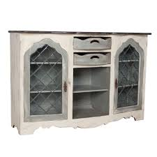 perfect glass front buffet sideboard elegant 65 best charming distressed buffets images on than elegant