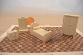 how to make doll furniture. Dollhouse Bed Instructions Doll House Sleigh Bedroom Set Living Room Furniture Ashley Loft Miniature Make Sets How To