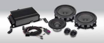 sound system kit. audi premium alpine sound system kit