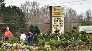 with seven s and 10 million in s hewitt s garden centers is the third