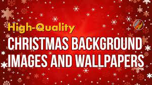 Christmas Background Images and Wallpapers