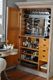 Alcohol Cabinet 25 Best Ideas About Alcohol Cabinet On Pinterest Kitchen Wine
