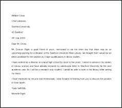 cover letter recommendation cover letter reference resume pro