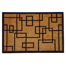 Momentum Mats Social Square Doormat (2' x 3') (Social Square (2' x ...