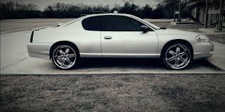 2006 Chevrolet Monte Carlo LS Coupe 2D - View all 2006 Chevrolet ...