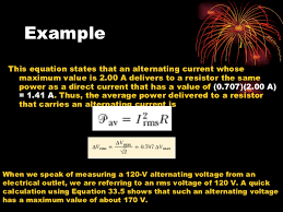alternating current examples. example alternating current examples