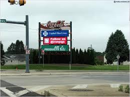 Coca Cola Park Directions Map Lehigh Valley Ironpigs