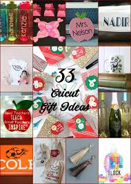 who doesn t love a nice homemade gift for their birthday or here are 33 cricut gift ideas perfect to make for a friend or family member that you