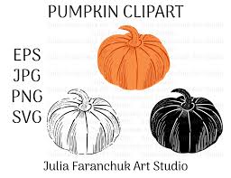 522,000+ vectors, stock photos & psd files. Pumpkin Clipart Graphic By Julia Faranchuk Art Studio Creative Fabrica