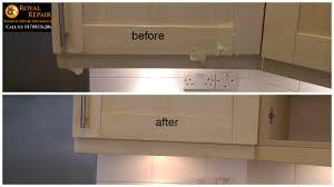 kitchen cupboard damage repairs1 kitchen unit door repairs
