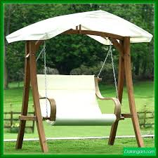 garden winds swing swing with canopy swinging bench with canopy replacement swing canopies for swings garden