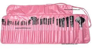 bobbi brown brushes uses. 2012 professional mac brush set, 32 pcs in pink bobbi brown brushes uses s