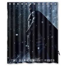 details about batman custom fabric shower curtain 60x72 inch